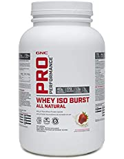 GNC Pro Performance® Whey Iso Burst - Strawberry, 19 Servings, 40 Grams of Whey Protein Isolate
