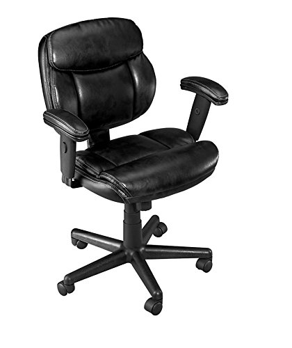 Low-Back Task Chair, Black ()
