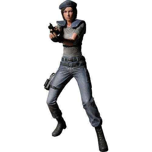 Resident Evil Archives Jill Valentine Special Ops Black Outfit by Resident Evil