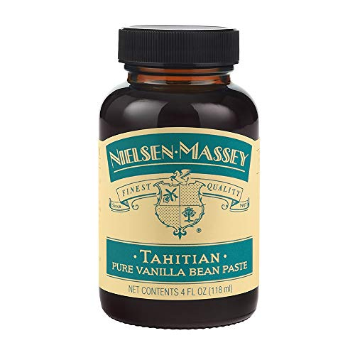 Nielsen-Massey Tahitian Pure Vanilla Bean Paste, with gift box, 4 ounces - Limited Release by Nielsen-Massey (Image #1)