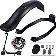 2 Pieces Rear Fender Mudguard Bracket Rear Fender Scooter Replacement Accessory Support for Xiaomi M365/ M365