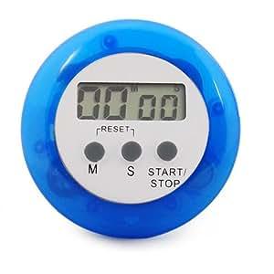 Temporizador Digital con Cuenta Atras Alarma Memoria para Cocina Magnetico 2281