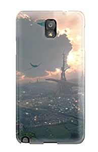 New Shockproof Protection Case Cover For Galaxy Note 3/ Landscape Fantasy Abstract Fantasy Case Cover