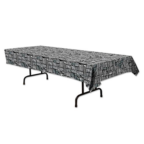 Stone Wall Table Cover (Pack of 6) ()