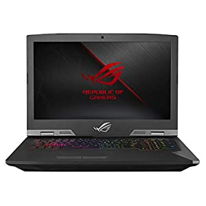 Asus ROG G703GI-E5148T 17.3-inch FHD Gaming Laptop (8th Gen Intel Core i9-8950HK/64GB/2TB SSHD/Windows 10/GTX 1080 8GB Graphics/4.70 Kg), Aluminum