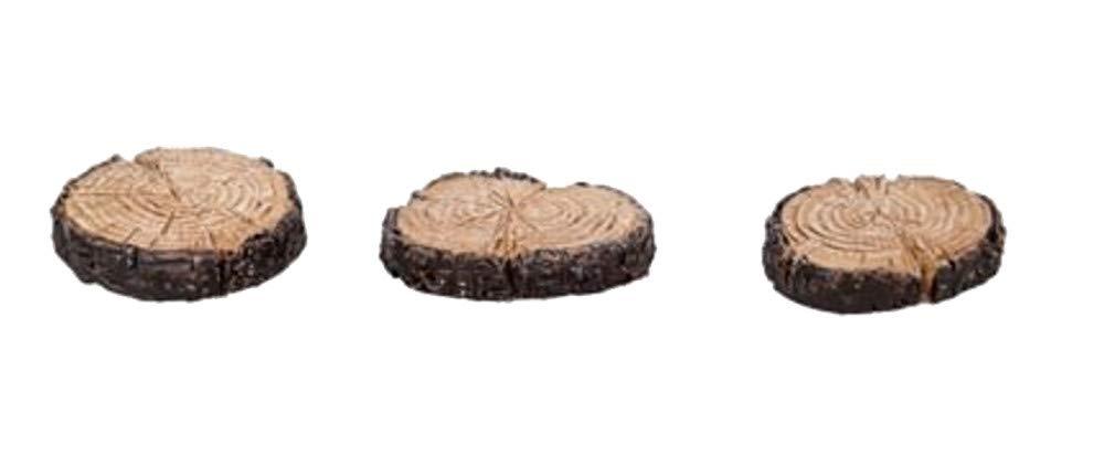Miniature World Escalones de madera para maquetas, color ...