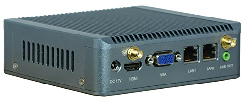 売れ筋商品 Intel J1900 Mini PC Mini Fanless B01D7UKHPW PC Nano RAM PC with 4G RAM 128G SSD Dual Nic Support Linux/windows Dual Lan usb3.0 VGA HDMI Serial Port B01D7UKHPW 4G RAN 120G SSD, Brazing:b2c7e422 --- arbimovel.dominiotemporario.com