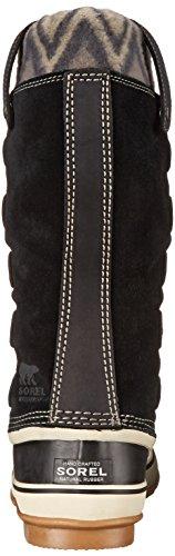 Knit Femme Bottes Arctic II of Neige Sorel 010 fourrées Noir de Joan qR7twn6H