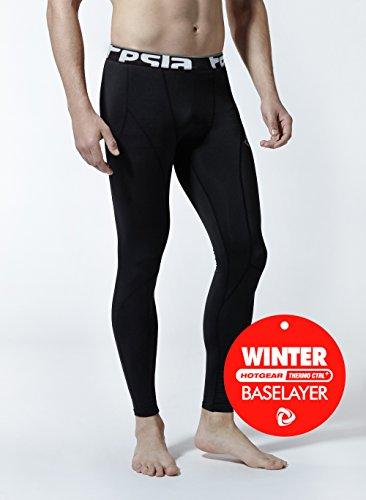 Tesla Men's Thermal Wintergear Compression Baselayer Pants Leggings Tights YUP21 / YUP33 / YUC32 / P33 / P43