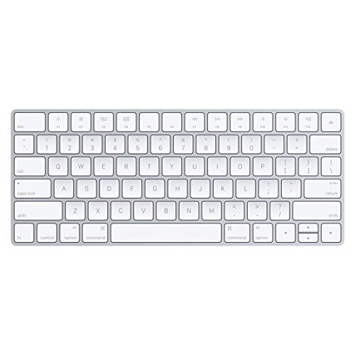 Clear / Transparent Keyboard Cover for the Apple Magic Keybo