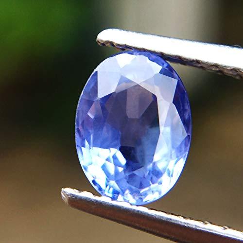 Lovemom 1.13ct Natural Oval Normal Heated Purple Sapphire Sri-Lanka #B by Lovemom (Image #1)