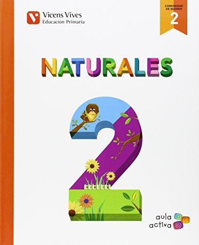 Descargar Libro Ep 2 - Naturales - Aula Activa Aa.vv.