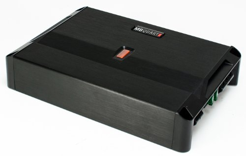 MB Quart RM1000.1 Reference MYKRO Monoblock Amplifier, 1000-Watt