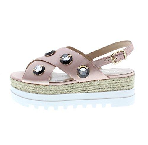 Rosa Platform Sandals Liu Pavone Crisscross 41310 Jeans Jo nwqwYtUFZ