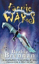 book cover of Faerie Wars