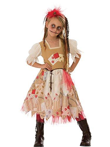Rubie's Voodoo Girl Child's Costume, Small -
