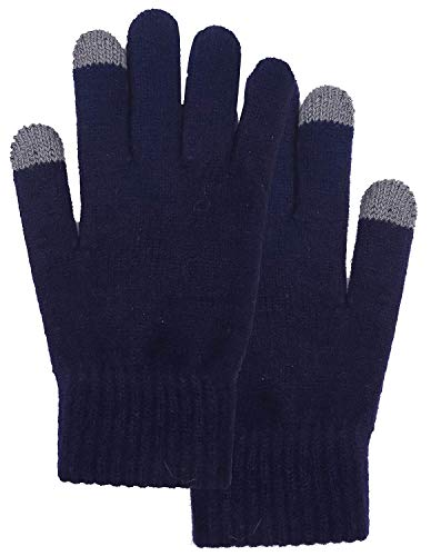 PZLE Touch Screen Gloves Magic Knit Winter
