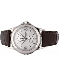 Calatrava Travel Time mechanical-hand-wind mens Watch 5134G-011 (Certified Pre-owned)