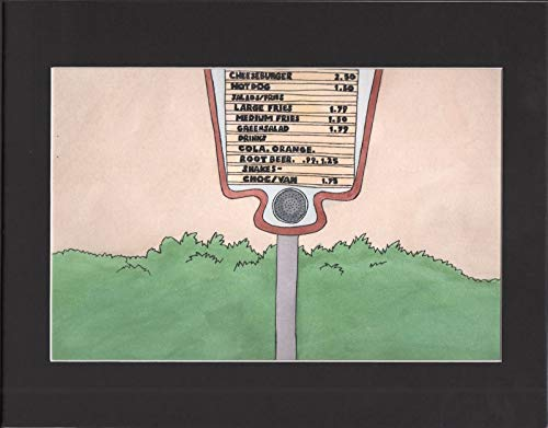 Beavis and Butthead Original Production Animation Art Background