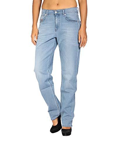 Mujer Azul Kameron Diesel Vaquero Relaxed 673Z Jeans Boyfriend para tFTgqw7xR