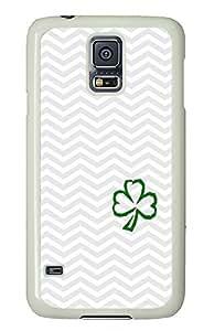 on sale Samsung S5 cases Amazing Chevron PC White Custom Samsung Galaxy S5 Case Cover