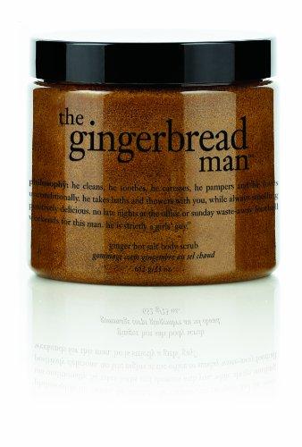 Gingerbread Body Scrub