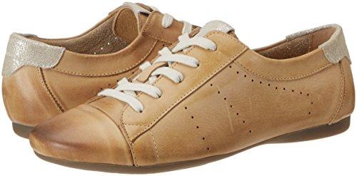 Belmondo Women's Sneaker Damen Trainers, Off White (Crema 04