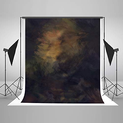 Kate 5x7ft Retro Photography Backdrop Brushed Painted Abstract Background Studio Backdrops