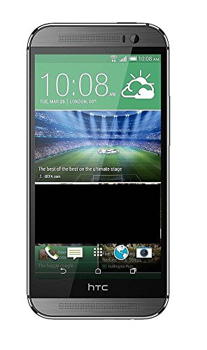 HTC One M9 32GB Android Smartphone w/Front-Facing Speakers and 20MP Camera Unlocked for all GSM Carriers Worldwide - Gunmetal Gray