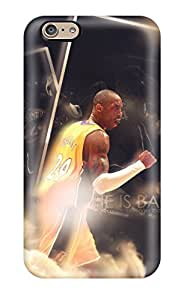 Tpu Case Cover Compatible For Iphone 6/ Hot Case/ Kobe Bryant