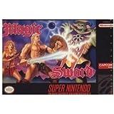 Magic Sword - Nintendo Super NES
