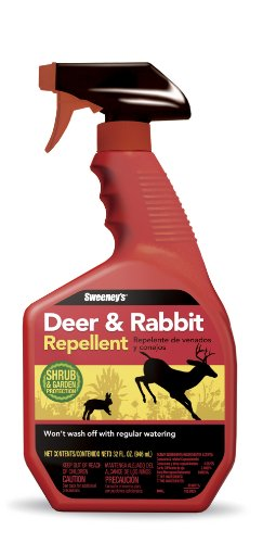 Sweeney's 32 oz Deer and Rabbit Repellent, Ready to Use S5700