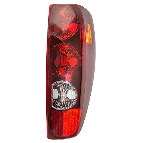Passengers Taillight Tail Lamp Replacement for Chevrolet GMC Isuzu Pickup Truck 20825942