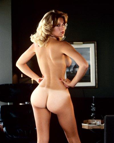 Vintage blonde nude