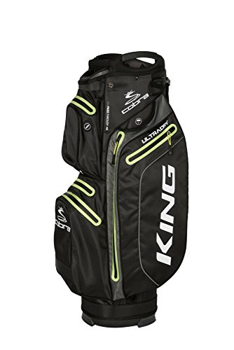 Cobra Golf 2018 King Ultradry Cart Bag (Black)