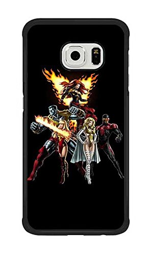 721e280ac7c Galaxy S6 Edge Funda Case Cover, Marvel Avengers Comic Themed for Samsung S6  Edge (NOT for ...