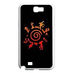Naruto Samsung Galaxy N2 7100 Cell Phone Case White Protect your phone BVS_573188