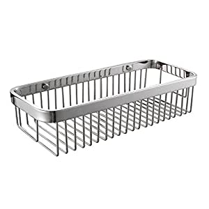 Kes Solid Sus 304 Stainless Steel Shower Caddy