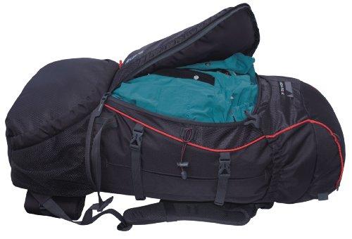 High peak trekking rucksack kilimanjaro schwarz xl