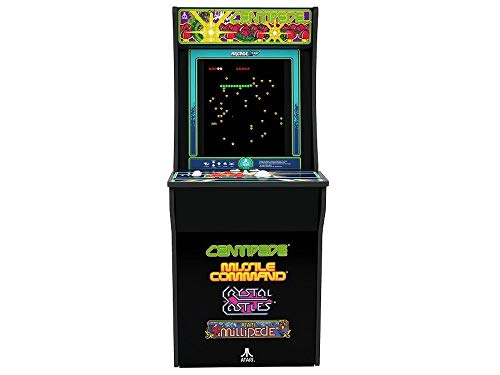 Arcade1Up Classic Cabinets Home Arcade 4ft (Centipede)