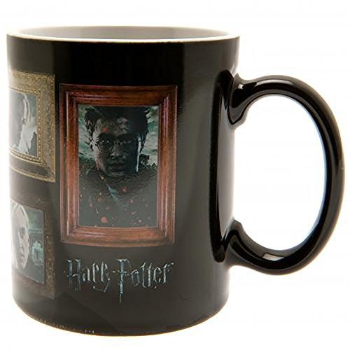 Official Licensed Harry Potter - Heat Changing Mug (PORTRAITS) - Portrait Potter