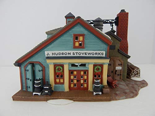 J. Hudson Stoveworks – Department 56 Retired