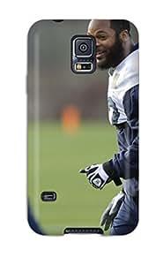 Premium Durable Seattleeahawks Fashion Tpu Galaxy S5 Protective Case Cover