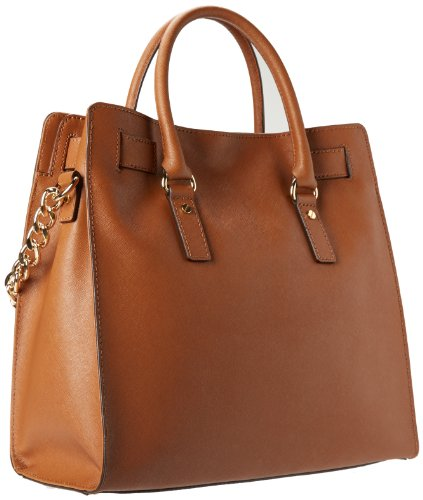 0d3c0e7a88ee1 Amazon.com  MICHAEL Michael Kors Women s Hamilton Lareg North South Tote