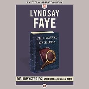 The Gospel of Sheba Audiobook