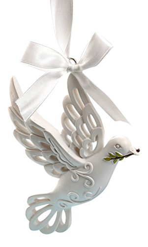 Fashioncraft Dove of Peace Hanging Ornament