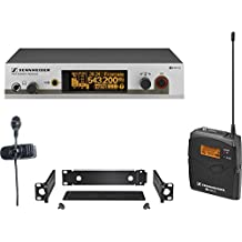 Sennheiser EW 322 G3-A-US  compact cardioid clip-on microphone EW system