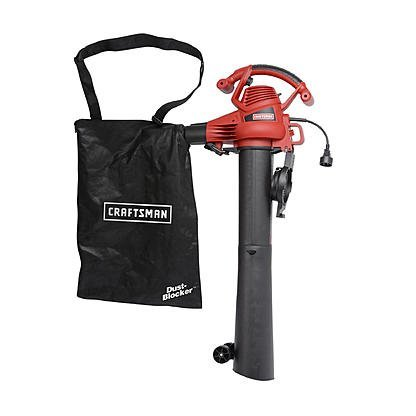 Craftsman 30381 Variable Speed Corded Blower/Vac Kit ()