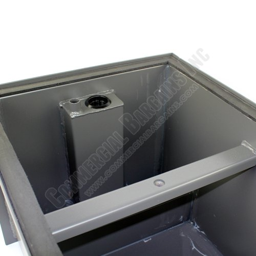 WentWorth 30 Pound Grease Trap Interceptor 15 GPM Gallons Per Minute WP-GT-15 by Wentworth (Image #3)