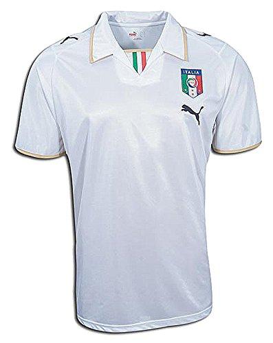 09 Italy Away Shirt - 1